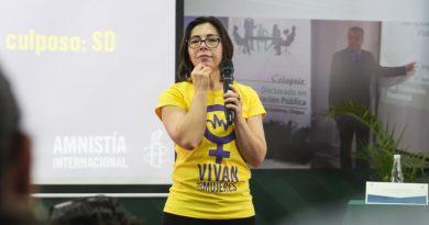 Señala Amnistía Internacional deficiencias en investigaciones de feminicidios